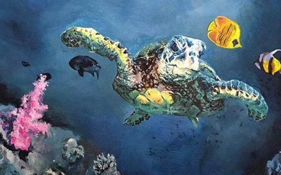 Winner of World Wildlife Day 2019 International Youth Art Contest announced at UN Headquarters